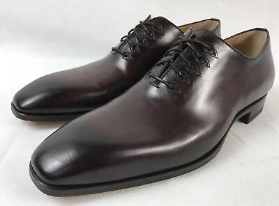 NEW!! Magnanni dress shoes Brown  Oxford size 9 M