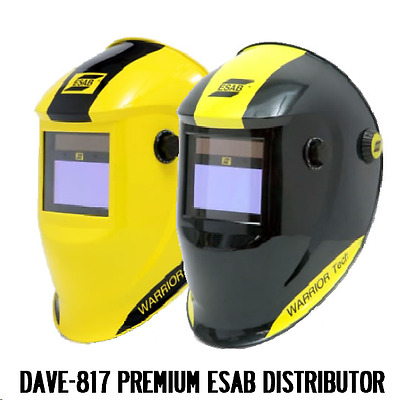 ESAB Warrior Tech Helmet, Cheapest on ebay, FULL WARRANTY