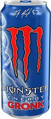 Monster Energy, Gronk, 16 Ounce (Pack of 24)