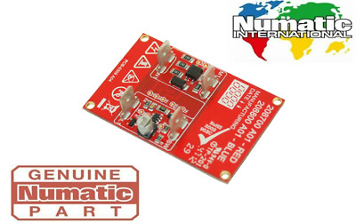 NEW Numatic Henry COMMERCIAL NRV200-22 2 Speed Control PCB Module 4 Wire 208428