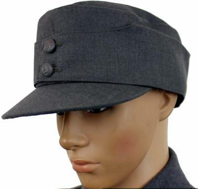 FINLAND ARMY GREY FIELD HAT M43 STYLE 80 / 90's ISSUE sizes 58/59/60cm