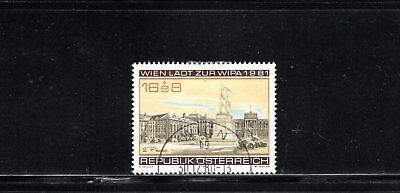Austria 1980 WIPA 81 International Stamp Exhibition (Phase 2) SG 1890 Used