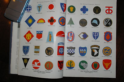 Rare 1944 WW2 Patches Medals Badges Insignia Rank Book USMC Army Air Force Navy