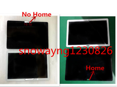 Replacement For Huawei MediaPad T5 10 GS2-W09 L09 Glass Front Screen Black