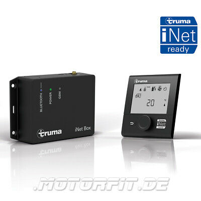 Truma iNet Set Winteraktion CP Plus + iNet Box Bedienteil Heizung Klima Combi
