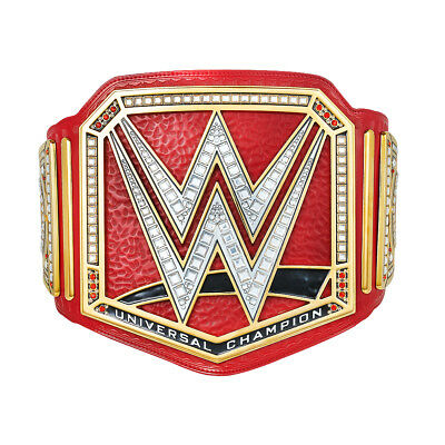 Official WWE Authentic Universal Championship Replica Title