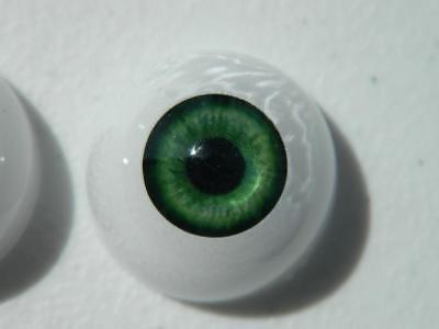 Realistic Life Size Acrylic Eyes for Halloween PROPS, MASKS, DOLLS (26 mm) FB03