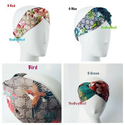 HOT!Hair Bands Wraps Blooms Headbands Cross Bandage Turban HairBands summer