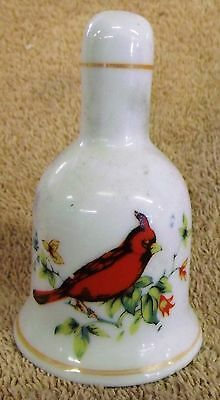 Vintage Bells--Cardinal--Ceramic Bell-Detailed & Very Collectible--No Res
