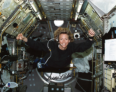 Susan Kilrain Signed 8x10 Photograph BAS C77334 STS-83 STS-94