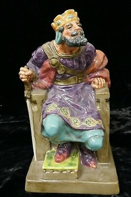 "Royal Doulton ""The Old King"" Figurine  HN 2134"
