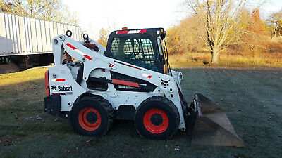 2012 BOBCAT S750 with only 604 hours !!