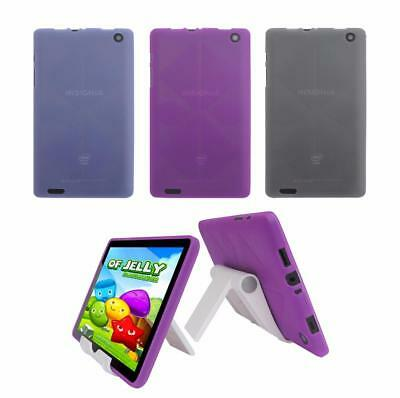 """View Stand Holder + TPU Case Cover for Digiland 8"""" Inch DL8006 Tablet 2017"""