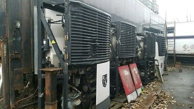 Reefer unit for PARTS ONLY!!! DOES NOT RUN