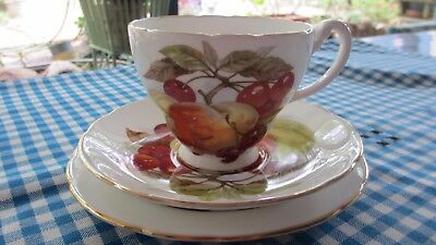 Vintage Cup,Saucer & Plate set trio Hammersley & Co England