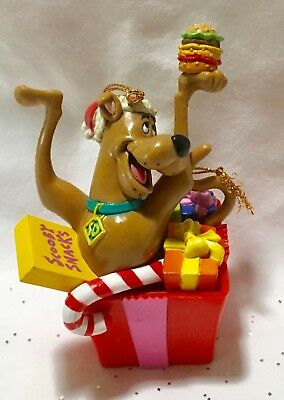Scooby Doo Christmas Ornament 1998