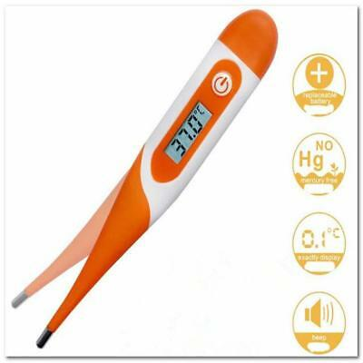 Child soft head digital thermometer