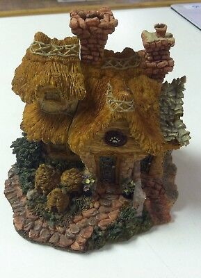 BOYDS Bears Town Bearly-Built VILLAGE BAILEY'S COZY COTTAGE 6E/706 Style #19002