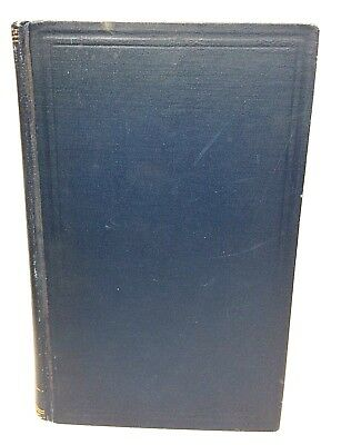 1924 3rd Edition, Exercise In Education And Medicine. Good Condition.
