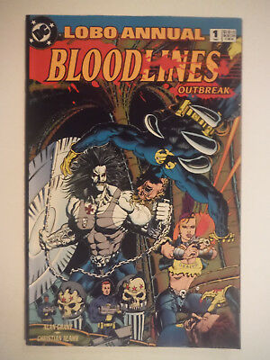 Lobo Annual #1 (Bloodlines)