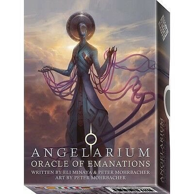 Angelarium Oracle of Emanations Deck - Includes Instruction Booklet