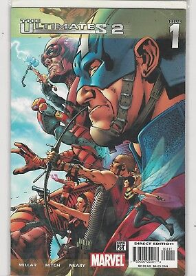 The Ultimates 2 #1 (Feb 2005, Marvel) VF/NM