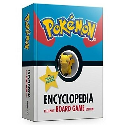 The Official Pokemon Encyclopedia Special Edition NEW Hardback Book Childrens