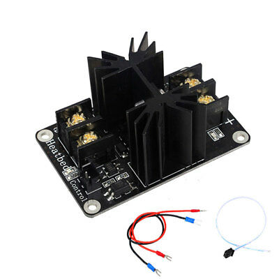 3D Printer Heated Bed Power RAMPS 1.4 12V-50V Module Board 210A MOSFET Upgrade
