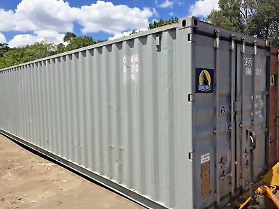 Shipping Container - Royal Wolf Premium 40ft