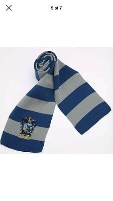 Ravenclaw Scarf Harry Potter Cosplay Fancy Dress New