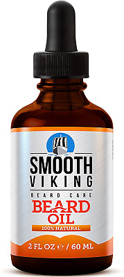 Beard Oil for Men - Use With Balm and Conditioner for the Best Facial Hair Groom