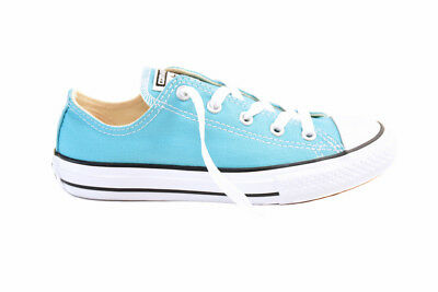 e28b0d5532e8 Converse Youth CTAS OX 354385C Sneakers Aegean Aqua UK 2 RRP £51 BCF78