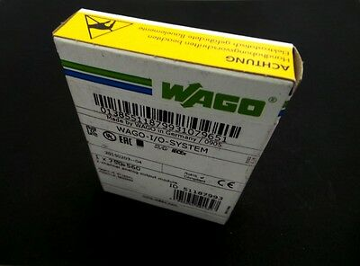 Wago 750-560 2-Channel Analog Output Module