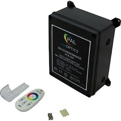 PAL Lighting 42-PCR-200W 10A Cord PCR-200 WiFi Light Driver with Transmitter