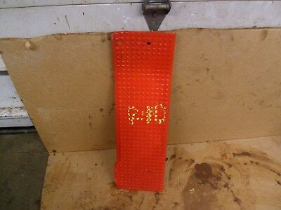 8N16472 8N Running Board Right Side Step Board Original #10