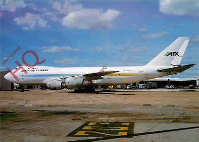 Picture Postcard; AIRFREIGHT EXPRESS BOEING 747-245F N641FE [W.C]