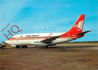 Picture Postcard, AIRLANKA BOEING 737-2L9 [MOS]