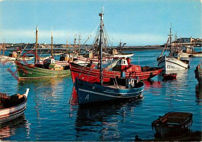 Picture Postcard: Algarve, Portimao, Fishing Boats
