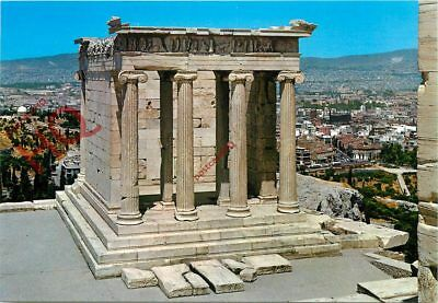 Picture Postcard; Athens, Temple Of Wingless Victory