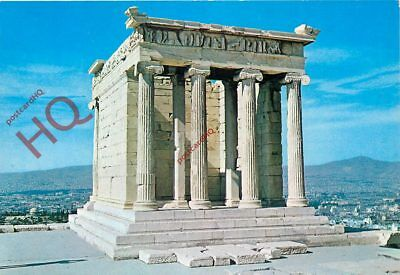 Picture Postcard~ Athens, Temple Of Wingless Victory