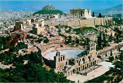 Picture Postcard, Athens, View Of The Acropolis