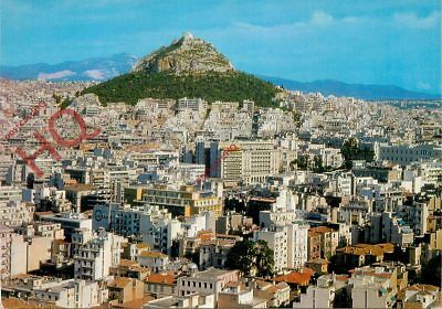 Picture Postcard, Athens, Partial View And Lycabettos