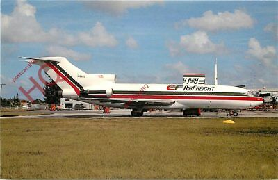 Picture Postcard: CF AIR FREIGHT BOEING 727-44 N188CL @ MIA