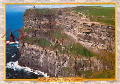 Picture Postcard--Cliffs Of Moher, Clare [John Hinde]