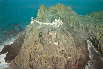 Picture Postcard--Co. Kerry, Inishtearaght, Lighthouse