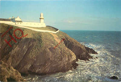 Picture Postcard~ Galley Head, Co. Cork, Lighthouse