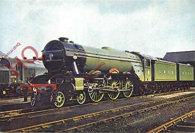Picture Postcard, GRESLEY A3 PACIFIC NO. 4472, FLYING SCOTSMAN