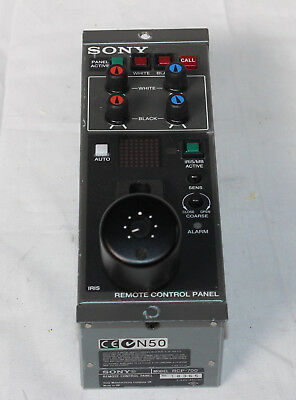 Sony RCP-700 Camera Remote Unit for HDC BVP others