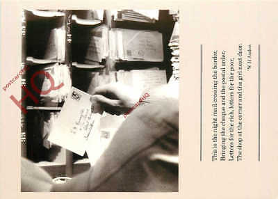 Picture Postcard~ National Postal Museum, Excerpt From 'Night Mail' Film