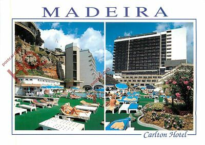 Picture Postcard, Madeira, Carlton Hotel (Multiview)